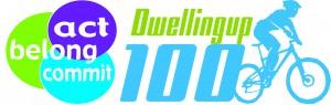 dwellingup100 logo